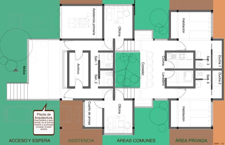 1-02 Planta de Arquitectura